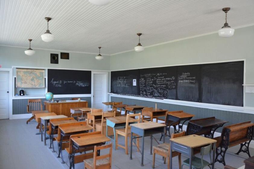 Grosse Isle Classroom