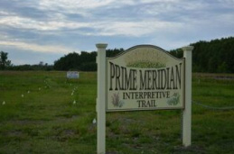 Prime Meridian Sign